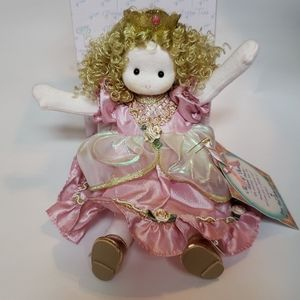 Sleeping Beauty Music Box Decorative Doll